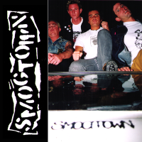 Review: SMOGTOWN - On Tour Not ! 10""